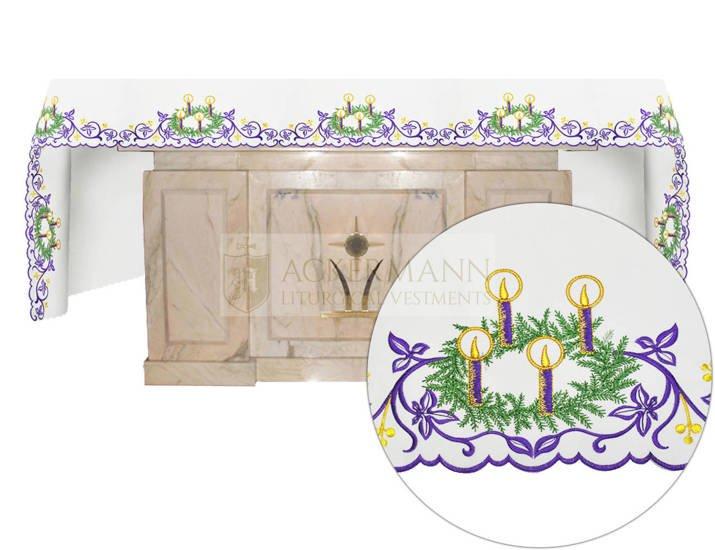 Advent Altar cloth