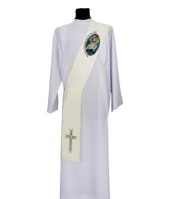Deacon Stole Year of Mercy model 712
