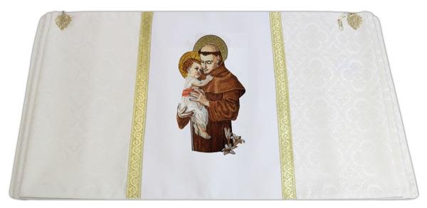 Humeral veil Saint Anthony of Padua model 416