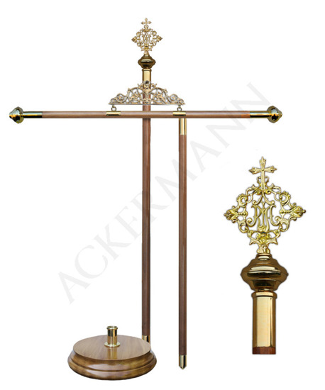Processional Banner Stand for church BS-098