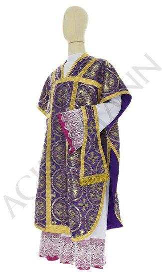 Purple Chasuble St. Philip Neri